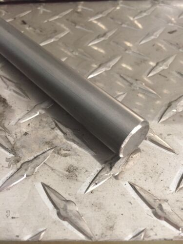 """3//4/"""" 304 Stainless Steel Round Bar x 12/"""" Long"""