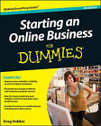 Starting an Online Business For Dummies by Greg Holden (Paperback, 2013)