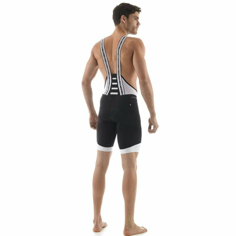 Santini B Cool Bib Short with Mig 3 Pad - Size XL RRP