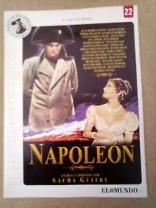 "dvd napoleon ""el mundo"""