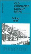MAP OF FELLING 1894