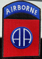 PATCH MILITARY SHOULDER DIGITAL ACU HOOK LOOP BACK FOR ACUS 18TH AIRBORNE CORPS