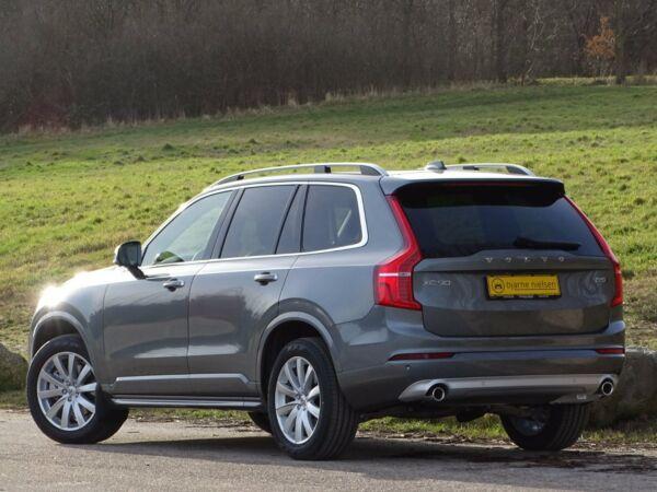 Volvo XC90 2,0 D5 235 Momentum aut. AWD Van - billede 3