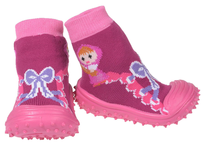 Schuhe Lila