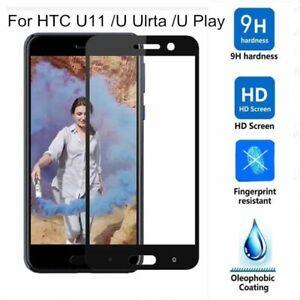 9H-Premium-Tempered-Glass-Screen-Protector-Film-Guard-For-HTC-U11-U-Ulrta-U-Play