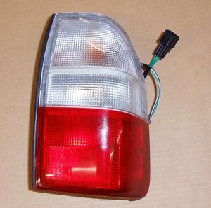 Heck Rücklicht Lampe Licht Bremsleuchte für Mitsubishi L200 Pick Up B40 2.5did Bootsport-Teile & Zubehör