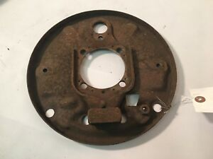 Brake Backing Plate Rear Right hand side VW Beetle 1967 to 1979