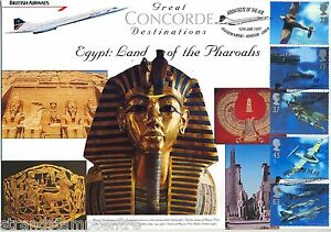 """1997 Architects Of The Air - Cambridge Concorde """"Pharoah Official"""