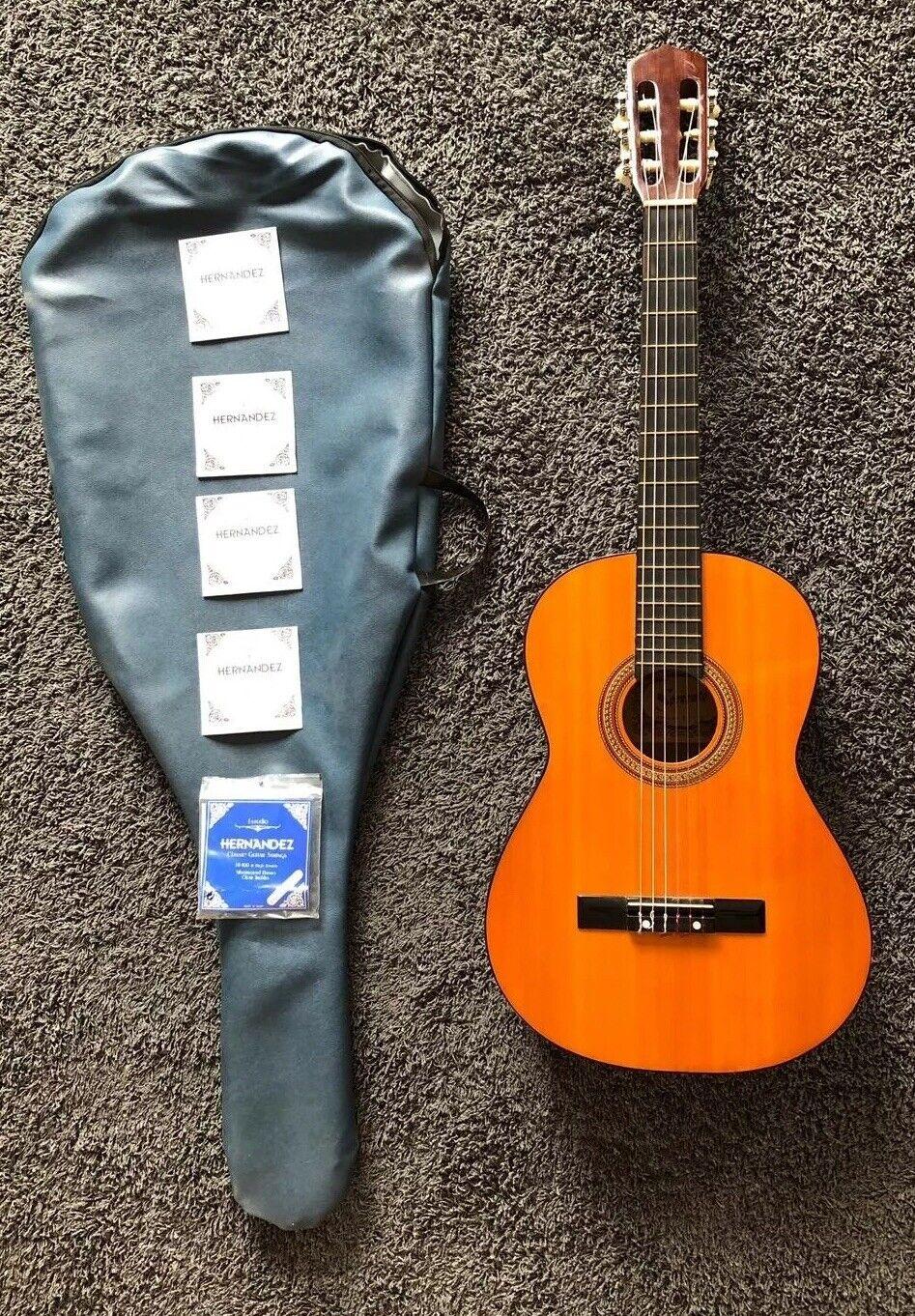 Alte Konzertgitarre Gitarre by Sorrento Model VC 10 aus Korea