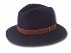 Image is loading Borsalino-hat-Alexandria-Safari-Country-Blue 880702c7cda