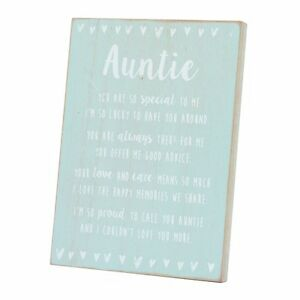 Special-Auntie-Sentiments-From-The-Heart-Freestanding-Wooden-Plaque-Gift