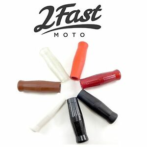 2FastMoto-Coke-Bottle-Grips-1-034-Handlebars-Old-School-Cruiser-Harley-Davidson