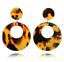 Boho-Geometric-Women-Leopard-Round-Dangle-Drop-Hook-Ear-Stud-Earrings-Jewelry thumbnail 16