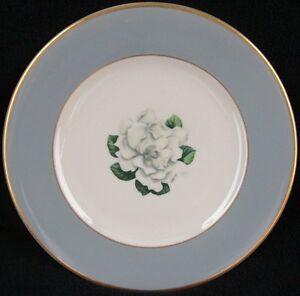 Syracuse China Avalon Gold Trim Dinner Plate 10 1 4 Ebay