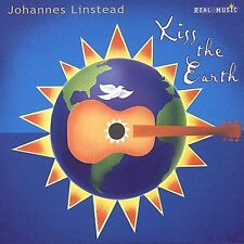 Kiss the Earth by Johannes Linstead (CD, May-2000, Real Music Records)