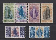 FRANCOBOLLI 1948 REPUBBLICA SANTA CATERINA MNH Z/4940