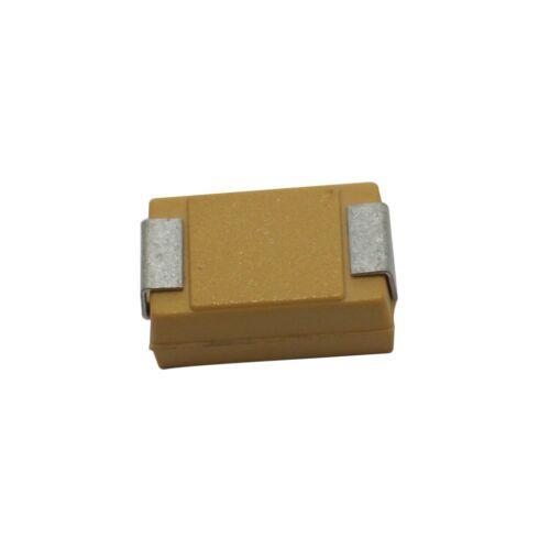 55÷125°C AVX 5x TAJD476K016R Capacitor tantalum SMD 47uF 16V Case D ±10/%