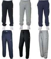 3D Mens Nike Fleece Joggers, Tracksuit Bottoms, Track Sweat S,M,L,XL