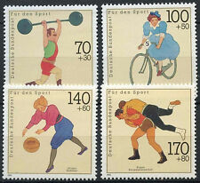 Germany 1991 SG#2345-8 Sport Promotion Fund MNH Set #D251