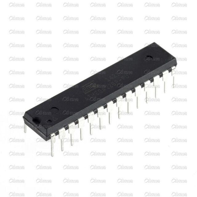 5PCS NEW ATMEGA328P-PU DIP-28 Microcontroller IC ARDUINO UNO R3