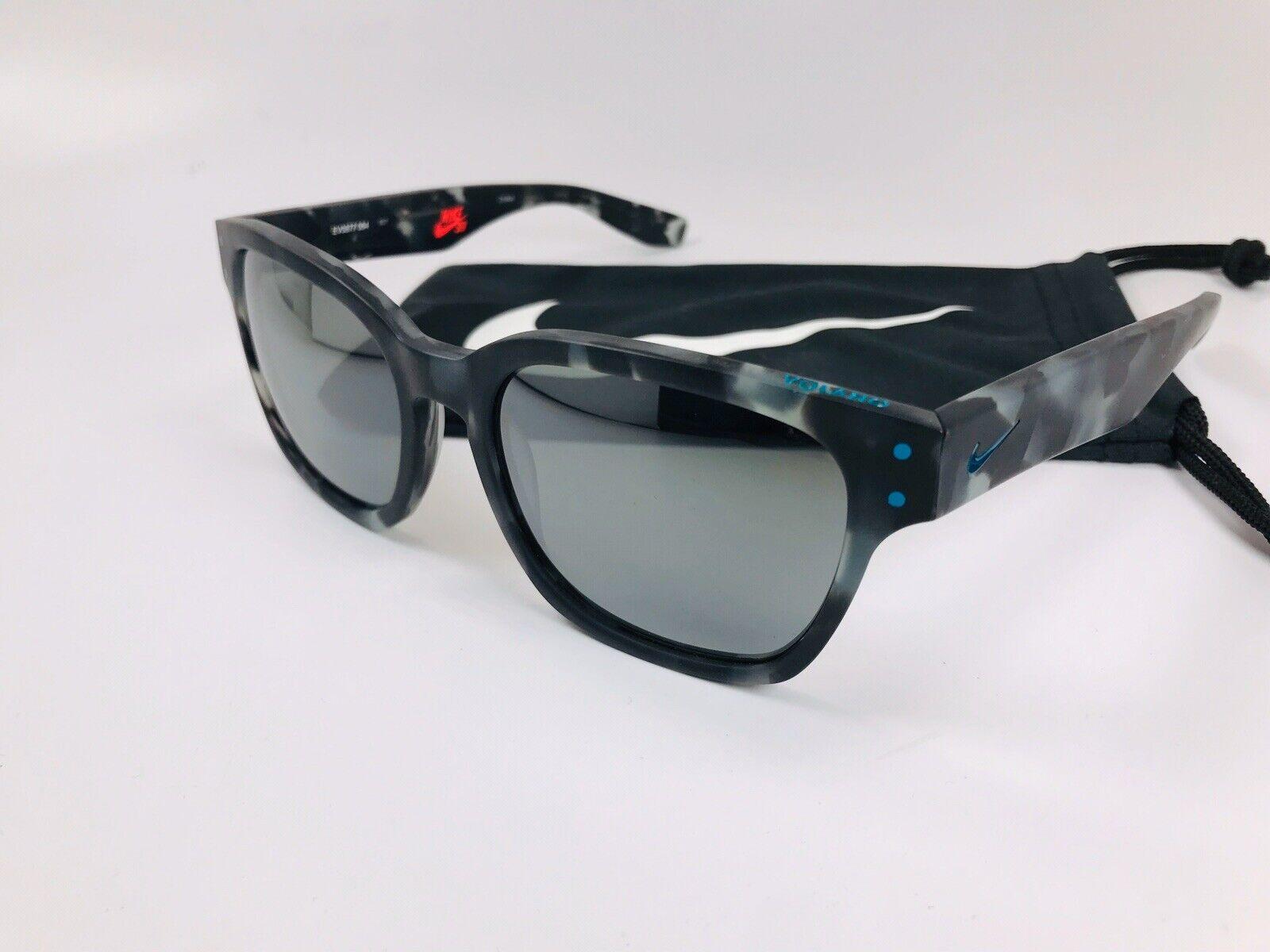 Desventaja auditoría Escupir  Nike Volano Ev0877 Sunglasses 064 MT Grey Tort 100 Authentic for sale  online | eBay