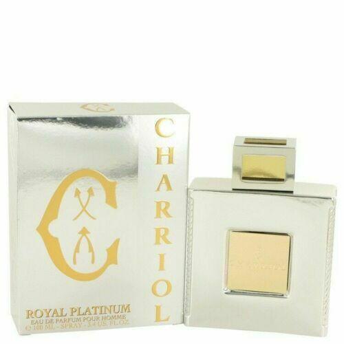 Charriol Royal Platinum by Charriol Eau De Parfum Spray 3.4 oz / 100 ml (Men)