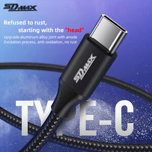 Details about Type C Fast Samsung Galaxy S9 / S9+ S8 Plus USB-C Sync  Charger Charging Cable