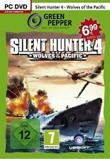 SILENT Hunter 4-Wolves of the Pacific-Green Pepper-NUOVO & Subito