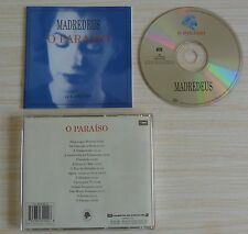 CD ALBUM O PARAISO MADREDEUS 14 TITRES