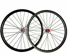29 inch 33mm carbon asymmetric carbon mountain bike wheels with powerway M32 hub