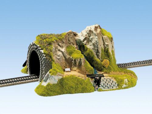 Hs todavía 02200 túneles 1-lanzado precisamente 34 x 27 cm Ho