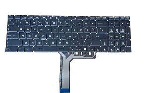 MSI GS60 GE62 GL63 GS70 GL72 6QC 6QD 6QF 6QE 7RD 7QF Englische Tastatur