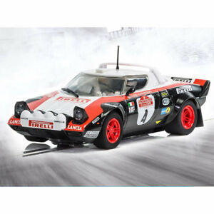 SCALEXTRIC-Slot-Car-C3931-Lancia-Stratos-1978-San-Remo-Rally-Markku-Alen
