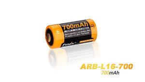 Fenix ARB-L16-700 geschützter Li-Ionen Akku 16340