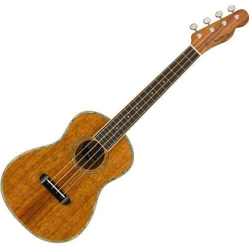 Fender Montecito Tenor-Ukulele inkl. Gigbag   Neu