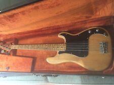 1974 Fender Precision Bass Guitar