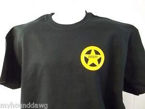 Sheriff-Logo-T-Shirt-Your-Choice-of-Colors-Free-Shipping