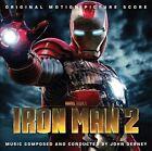 Iron Man 2 (CD, Jul-2010, Sony Music Distribution (USA))