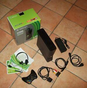 Microsoft Xbox 360 250GB Schwarz Spielekonsole (PAL) - Lambsheim, Deutschland - Microsoft Xbox 360 250GB Schwarz Spielekonsole (PAL) - Lambsheim, Deutschland