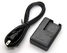 Battery Charger for Casio Exilim EX-Z280 EX-Z33 EX-Z35 EX-Z550 EX-Z800 EX-ZS100