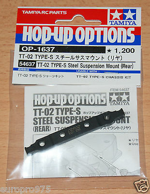 TT02//TT02B//TT02D//TT02T Tamiya 54500 TT-02 High Speed Gear Set 68 T Neuf sous emballage