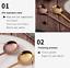 Coffee Dessert Spoon Gift Idea 7 Colors Premium Stainless Steel Metal Teaspoon