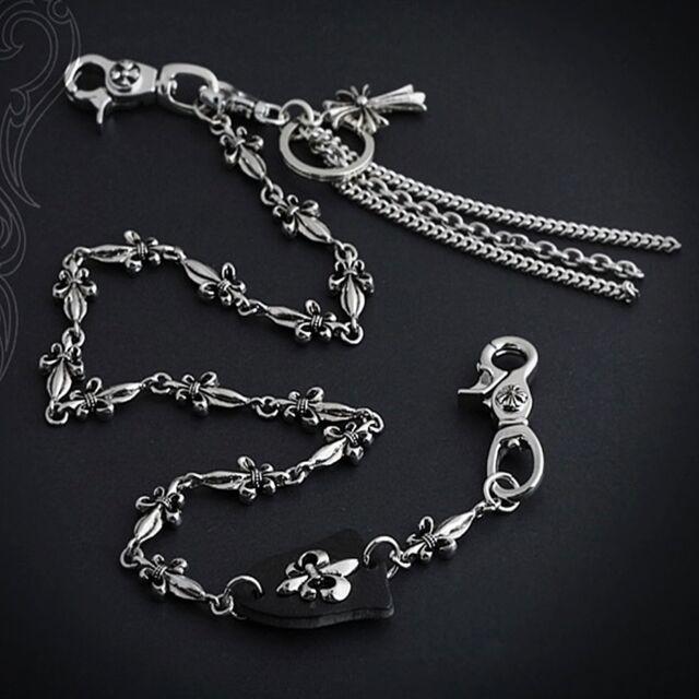 Guntwo Korean Mens Fashion Wallet Chains - Biker Hip Hop Jean Chain C2247 US