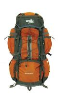 60 L Backpack Mountaineer Professional Waterproof Overnight Hiking Pack