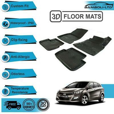 Custom Rubber Car Mats to fit Honda CR-V 2012-2018