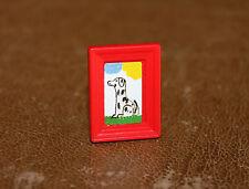 Playmobil vie quotidienne cadre photo 3950