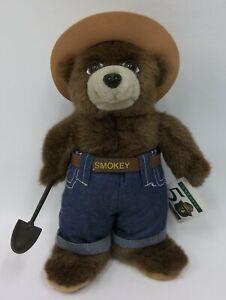 1994-Smokey-the-Bear-Stuffed-Animal-Plush-Toy-50-Year-Anniversary-NWT