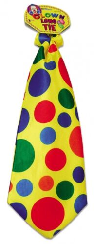 New Unisex Clown Circus Stag Do Gay Pride Rainbow Fancy Dress Party Coat Tie Wig