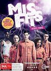 Misfits : Series 3 (DVD, 2012, 3-Disc Set)