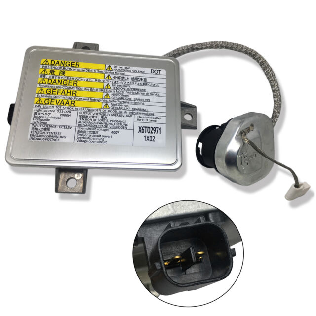 New HID Xenon Headlight Ballast Control Unit For 2004-2010